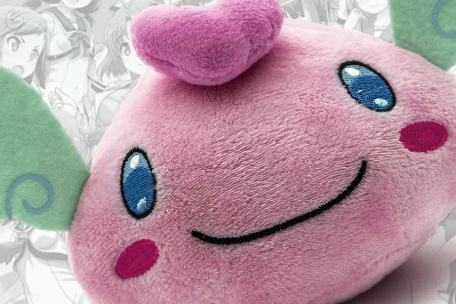 GAL*GUN 2 – MR HAPPINESS PLUSHIE